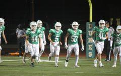 Star-spangled dukes: first home football games kicks off school year