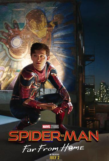 Spider-Man Far From Home was released July 2nd and grossed over 1.1 billion world wide.