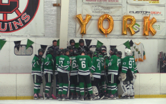 "York Hockey ""checks cancer"" in annual spirit night"