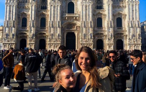 Under the Monocle: an Italian senior year