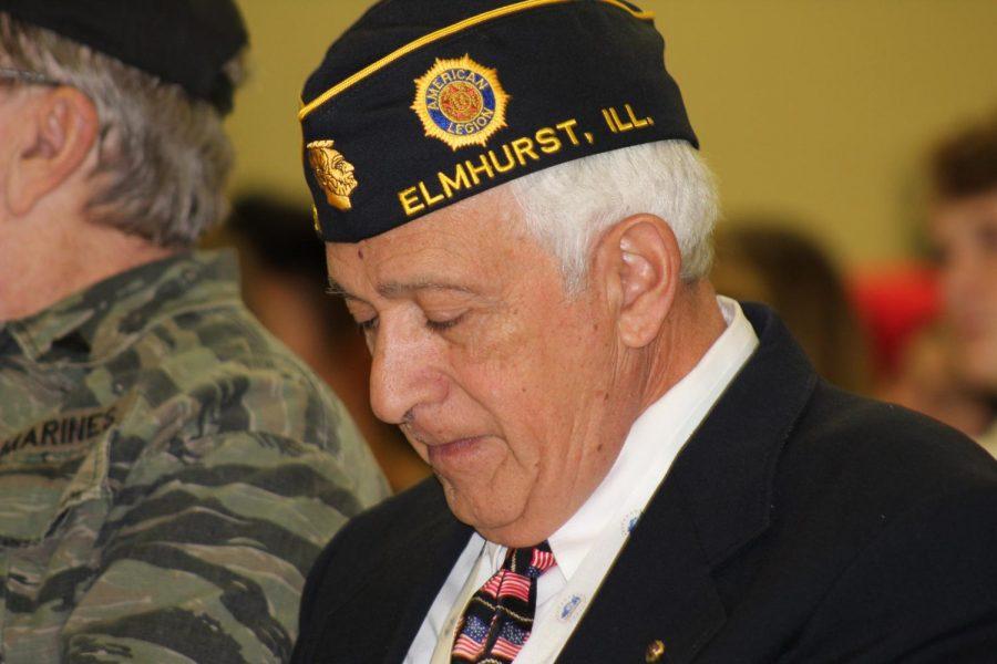 Dukes Honor Veterans at Annual Assembly