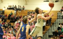 Shockey shines in varsity basketball home opener