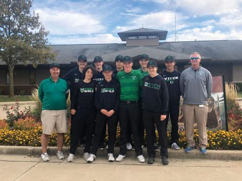 Boys golf sets all-time best at state meet