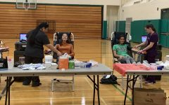 Dukes save 270 lives at blood drive despite lack of staff