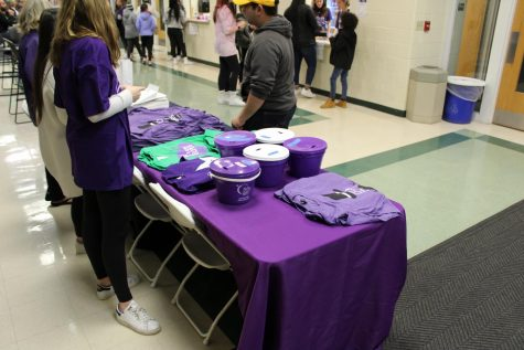 Student Council spurs school spirit with ice cream social
