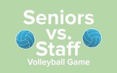 Senior/Staff Volleyball Game Sign-Ups