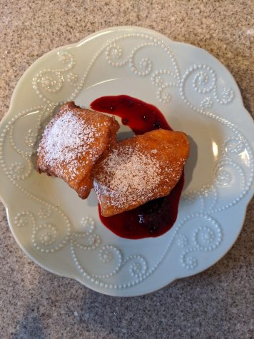 Try La Brigade's beignet recipe for a taste of 'good southern cooking'