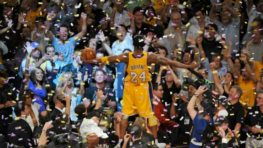 Kobe+Bryant+was+one+of+the+few+athletes+who+could+claim+to+be+as+successful+off+the+court+as+he+was+on+it.