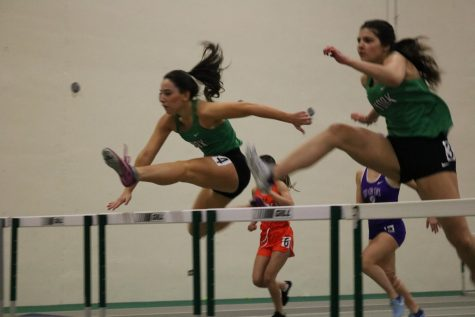 Girl's track and field tackles fierce competition at York Invite #3
