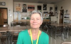 UTM: Mary Lucca, York's beloved substitute, brings joy to every class she teaches