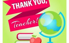 Teacher Appreciation Week video submission