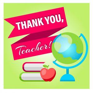 Teacher Appreciation Week video submission