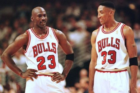 "The first two parts of ""The Last Dance"" give an exclusive look at the Bulls superstars Michael Jordan and Scottie Pippen"