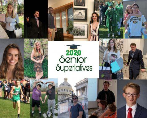 Class of 2020 Senior Superlatives