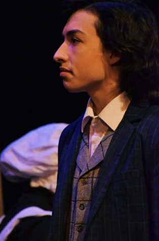 """Senior Sebastian Rohn portrayed the titular character in """"Uncle Vanya"""" this winter in most recent performance on the York stage."""