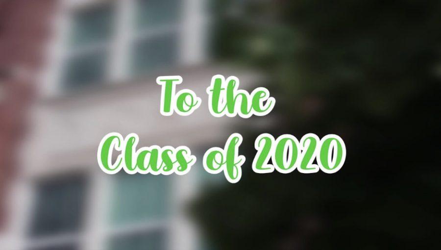 Senior Video   York High School Class of 2020