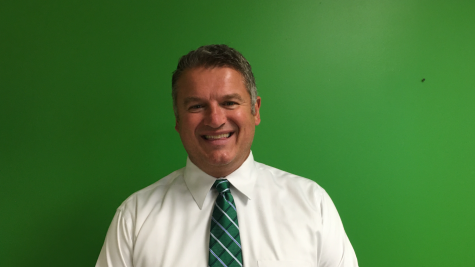 Rob Wagner, assistant principal for athletics