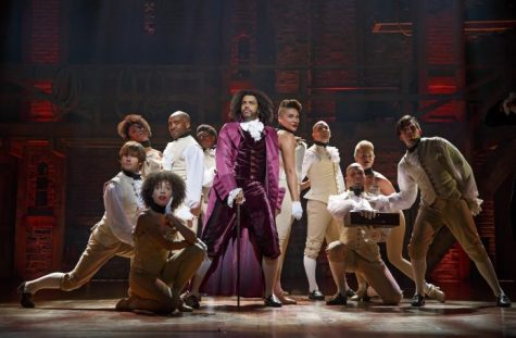"The opening number of Act Two of ""Hamilton"" stars Daveed Diggs as Thomas Jefferson in ""What"