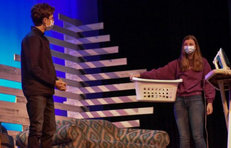 """York Drama held virtual premiere of fall show """"Almost, Maine"""" this weekend"""