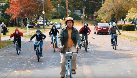 "Adam Sandler film ""Hubie Halloween"" is a blast to the past"