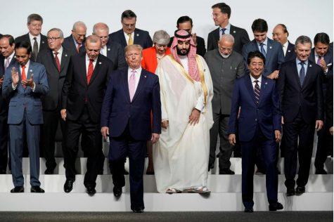 World Leaders at the 2020 Global Leadership Summit.