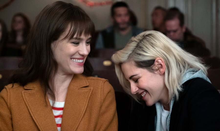 """Happiest Season"" debuted on Hulu last Wednesday as the first LGBTQ holiday romcom backed by a major studio. The Clea Duvall film wrapped up filming in February 2020, just weeks before the COVID-19 pandemic hit."