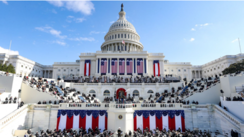 The inauguration took place on January 20th at the West Front of the Capitol Building.