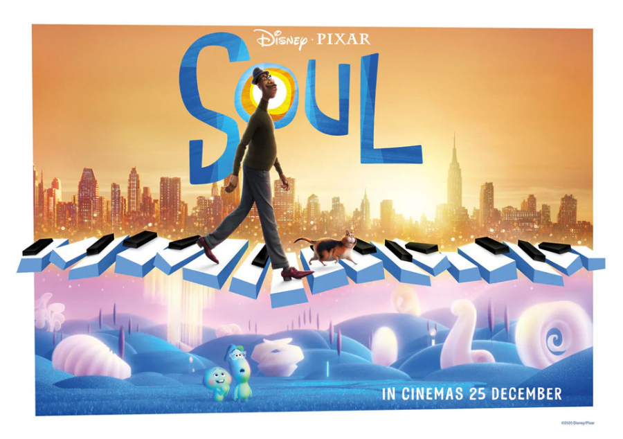 """""""Soul"""" takes place in metropolitan New York City, and involves an up and coming jazz musician searching for meaning among a complicated world."""