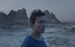 Frances McDormand competes for another Golden Globe in her stellar performance in