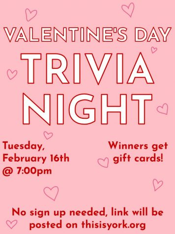 StuCo presents Virtual Trivia Night!