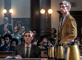 Courtroom drama The Trial of the Chicago 7 may win Sorkin another Golden Globe this Sunday.