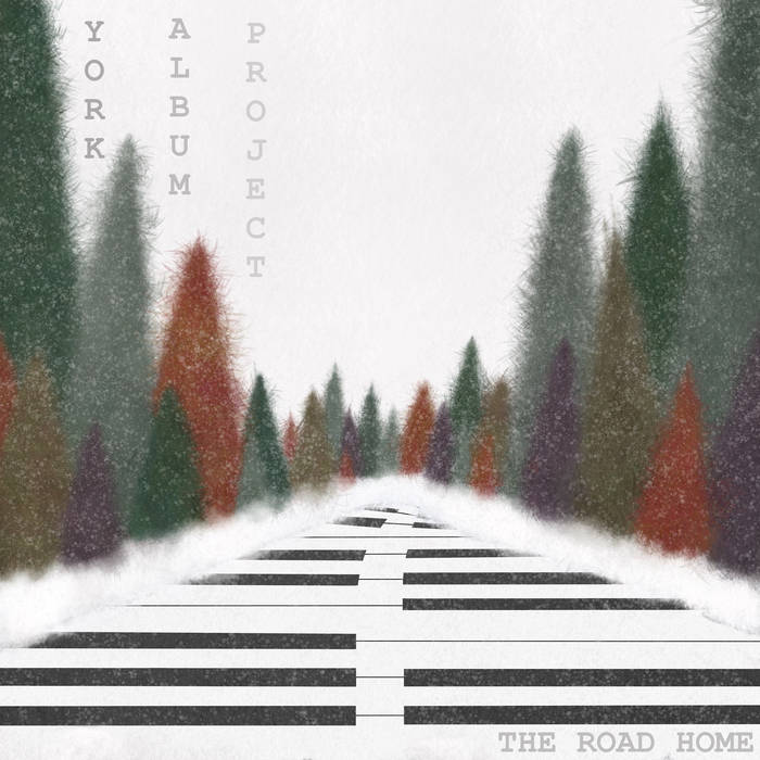 """The Road Home"" is the seventh Album Project released by York's Amateur Musicians Club. Photo courtesy of York Album Project."