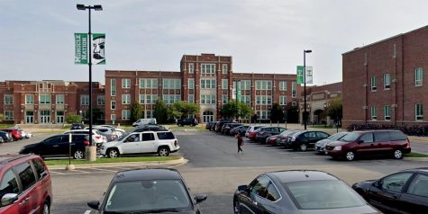 Starting April 12, students choosing to go back to school will be returning to the standard 7:40 a.m. -3:06 p.m. school day. Instead of having four classes a day, the school day will now consist of all eight classes. (Photo courtesy of Google Maps)