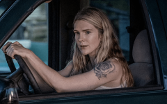 Actress Lily Rabe, who plays Emma Hall, seen in