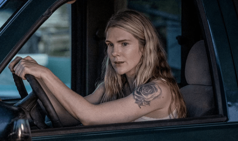 "Actress Lily Rabe, who plays Emma Hall, seen in ""Tell Me Your Secrets"", Amazon Prime Video"