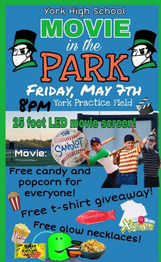 Movie+in+the+Park+on+May+7th%2C+The+Sandlot