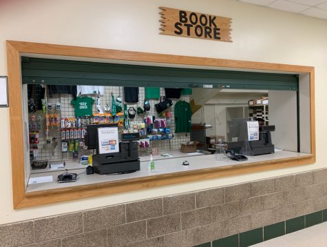 Beck's Book Store, located outside the York commons, provides school supplies such as gym locks and uniforms for students.