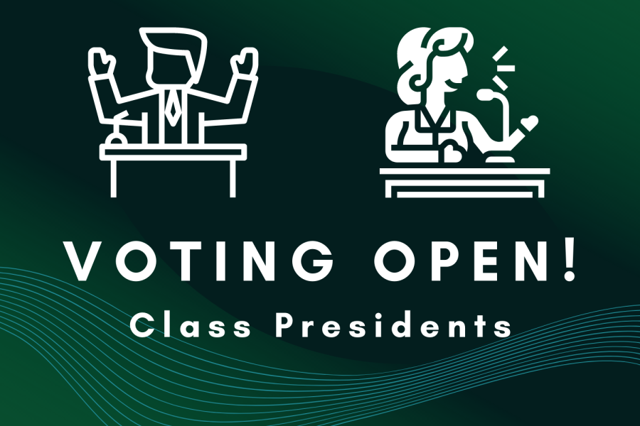 Student Council Opens Voting for Class Presidents