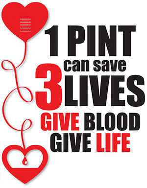 Student Council opens October 20 Blood Drive Sign-Ups